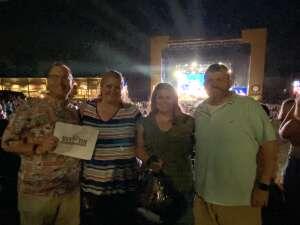 Tim Andrassy attended Brad Paisley Tour 2021 on Jul 23rd 2021 via VetTix