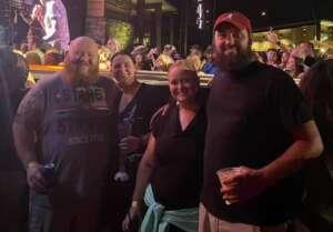 Josh attended Brad Paisley Tour 2021 on Jul 23rd 2021 via VetTix