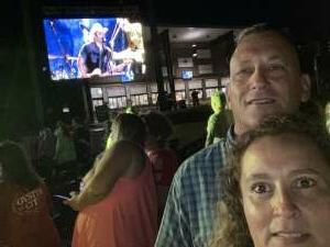 Richard attended Brad Paisley Tour 2021 on Jul 23rd 2021 via VetTix