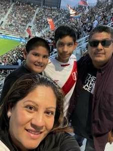 Dan D attended DC United vs. Inter Miami CF - MLS on Jun 19th 2021 via VetTix