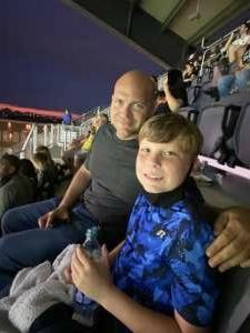 Cody S. attended DC United vs. Inter Miami CF - MLS on Jun 19th 2021 via VetTix