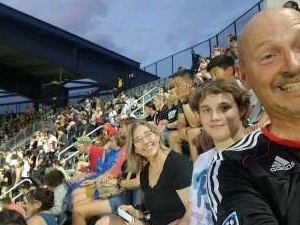 Joe B attended DC United vs. Inter Miami CF - MLS on Jun 19th 2021 via VetTix