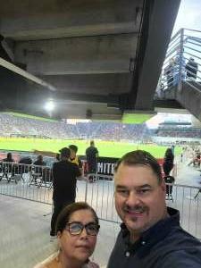 Mike attended DC United vs. Inter Miami CF - MLS on Jun 19th 2021 via VetTix