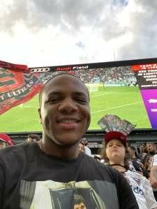 Mark attended DC United vs. Inter Miami CF - MLS on Jun 19th 2021 via VetTix