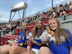 Thx attended DC United vs. Inter Miami CF - MLS on Jun 19th 2021 via VetTix