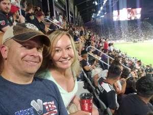 John P. attended DC United vs. Inter Miami CF - MLS on Jun 19th 2021 via VetTix
