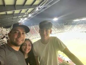 CJP attended DC United vs. Inter Miami CF - MLS on Jun 19th 2021 via VetTix