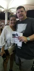 Johnathan Butler  attended An Evening With Chicago and Their Greatest Hits on Jun 27th 2021 via VetTix
