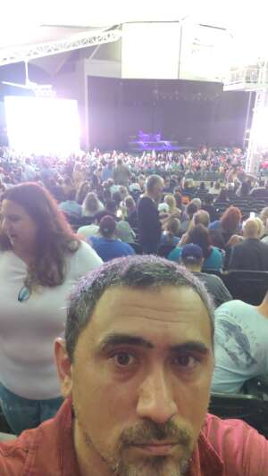 Joseph M. attended An Evening With Chicago and Their Greatest Hits on Jun 27th 2021 via VetTix