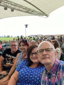 Tim attended An Evening With Chicago and Their Greatest Hits on Jun 27th 2021 via VetTix