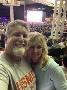 Jason attended An Evening With Chicago and Their Greatest Hits on Jun 27th 2021 via VetTix