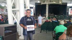 Kenneth attended An Evening With Chicago and Their Greatest Hits on Jun 27th 2021 via VetTix
