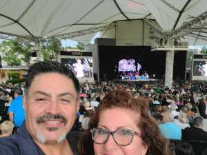 John P. attended An Evening With Chicago and Their Greatest Hits on Jun 27th 2021 via VetTix