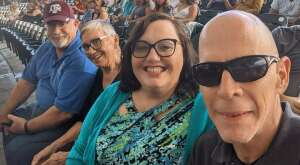 FarmerTom attended An Evening With Chicago and Their Greatest Hits on Jun 27th 2021 via VetTix