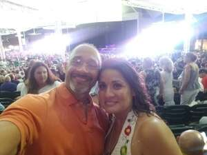 Saul attended An Evening With Chicago and Their Greatest Hits on Jun 27th 2021 via VetTix