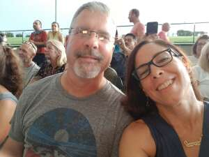 Suzanne  attended An Evening With Chicago and Their Greatest Hits on Jun 27th 2021 via VetTix