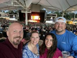 Wayne attended An Evening With Chicago and Their Greatest Hits on Jun 27th 2021 via VetTix