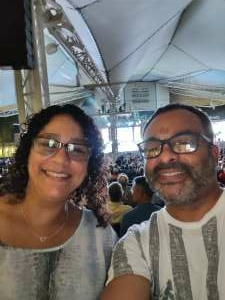 Hector attended An Evening With Chicago and Their Greatest Hits on Jun 27th 2021 via VetTix