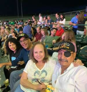 Robert R. attended An Evening With Chicago and Their Greatest Hits on Jun 27th 2021 via VetTix