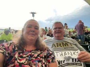 Randy attended An Evening With Chicago and Their Greatest Hits on Jun 27th 2021 via VetTix