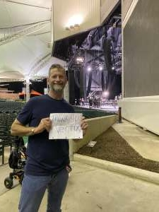 Rich attended An Evening With Chicago and Their Greatest Hits on Jun 27th 2021 via VetTix