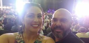 Shannon P. attended An Evening With Chicago and Their Greatest Hits on Jun 27th 2021 via VetTix