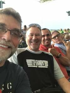 Bob Stuart attended An Evening With Chicago and Their Greatest Hits on Jun 27th 2021 via VetTix