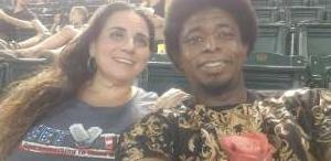 Julius attended Arizona Diamondbacks vs. San Diego Padres - MLB on Aug 14th 2021 via VetTix