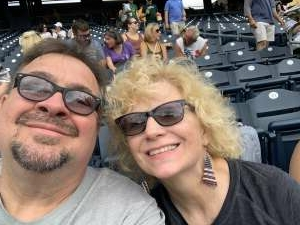 Anthony Lang  attended Pittsburgh Pirates vs. Milwaukee Brewers - MLB on Jul 4th 2021 via VetTix