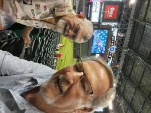 Roger M attended Arizona Diamondbacks vs. San Diego Padres - MLB on Sep 1st 2021 via VetTix
