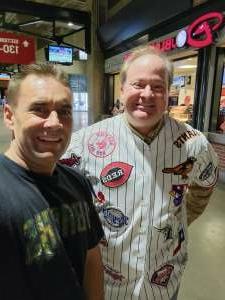 Bill attended Arizona Diamondbacks vs. San Diego Padres - MLB on Sep 1st 2021 via VetTix