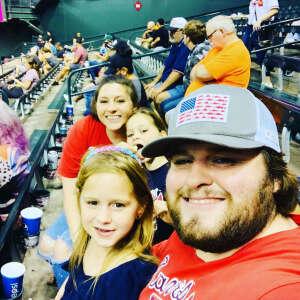 Ronald  attended Arizona Diamondbacks vs. Atlanta Braves - MLB on Sep 20th 2021 via VetTix