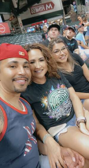 Taj attended Arizona Diamondbacks vs. Atlanta Braves - MLB on Sep 20th 2021 via VetTix