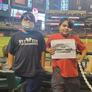 Click To Read More Feedback from Arizona Diamondbacks vs. Atlanta Braves - MLB
