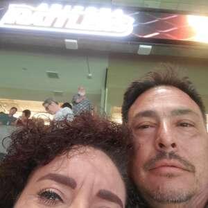 Christopher attended Arizona Rattlers vs. Spokane Shock - IFL on Jun 25th 2021 via VetTix