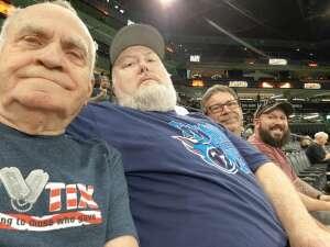 8 attended Arizona Rattlers vs. Spokane Shock - IFL on Jun 25th 2021 via VetTix