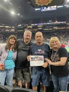 Click To Read More Feedback from Arizona Rattlers vs. Spokane Shock - IFL