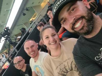 Anthony attended Arizona Rattlers vs. Spokane Shock - IFL on Jun 25th 2021 via VetTix