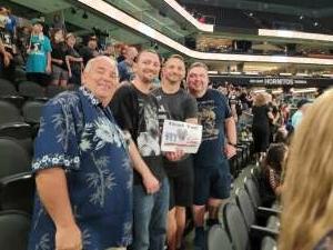 azpapanap attended Arizona Rattlers vs. Spokane Shock - IFL on Jun 25th 2021 via VetTix
