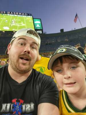 Click To Read More Feedback from Green Bay Packers vs. Houston Texans - NFL Preseason