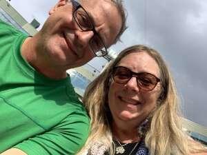 Tony & Kim attended Green Bay Packers vs. New York Jets - NFL Preseason on Aug 21st 2021 via VetTix