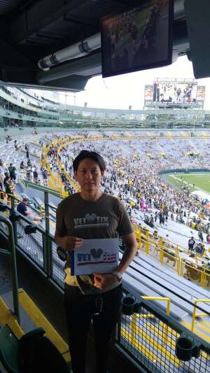 Click To Read More Feedback from Green Bay Packers vs. New York Jets - NFL Preseason