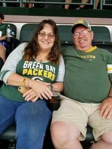 Don A attended Green Bay Packers vs. New York Jets - NFL Preseason on Aug 21st 2021 via VetTix
