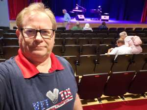 Brian C. attended DUELING PIANOS on Jun 24th 2021 via VetTix