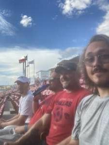 PGB attended FC Dallas vs. New England Revolution - MLS on Jun 27th 2021 via VetTix