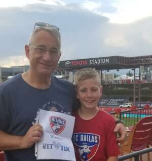 Click To Read More Feedback from FC Dallas vs. New England Revolution - MLS