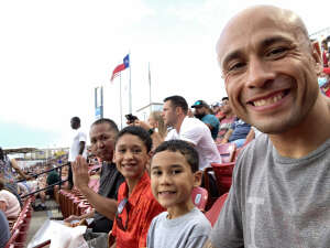 jaime Esparza attended FC Dallas vs. New England Revolution - MLS on Jun 27th 2021 via VetTix