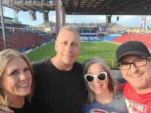 Michael attended FC Dallas vs. New England Revolution - MLS on Jun 27th 2021 via VetTix