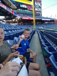 Jim attended Philadelphia Phillies vs. Miami Marlins - MLB on Jun 30th 2021 via VetTix