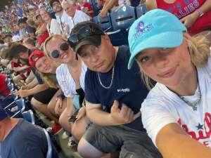JD attended Philadelphia Phillies vs. Miami Marlins - MLB on Jun 30th 2021 via VetTix